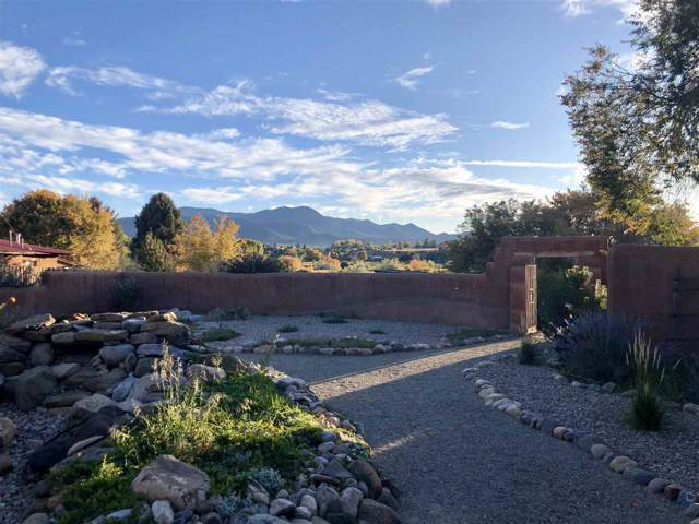 62 Valerio Road, Ranchos de Taos, NM 87557 (MLS #104320) :: Angel Fire Real Estate & Land Co.