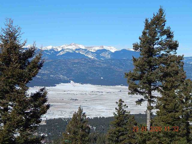 629 Panorama Way, Angel Fire, NM 87710 (MLS #104375) :: The Chisum Realty Group