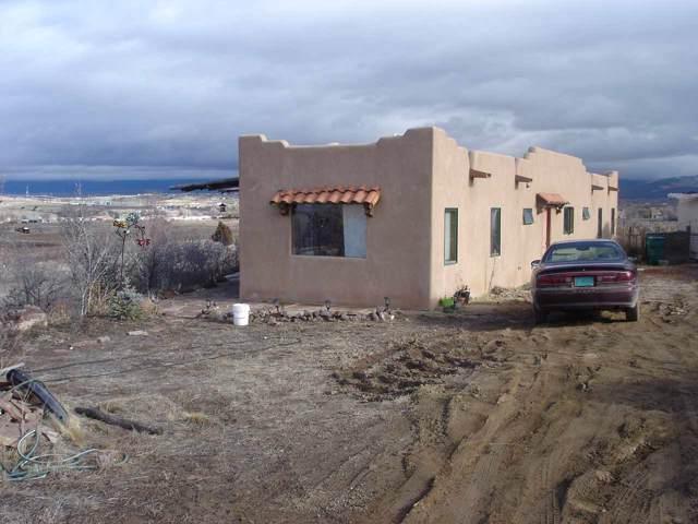 19 Las Tusas Rd, Taos, NM 87571 (MLS #104494) :: Angel Fire Real Estate & Land Co.