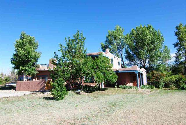 28 Los Altos, Arroyo Seco, NM 87514 (MLS #104624) :: The Chisum Realty Group