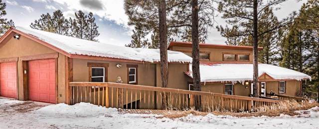 150 El Camino Real, Angel Fire, NM 87710 (MLS #104629) :: Angel Fire Real Estate & Land Co.