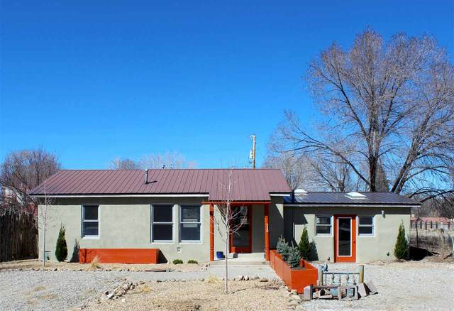 530 Dolan Street Units A And B, Taos, NM 87571 (MLS #104649) :: Page Sullivan Group