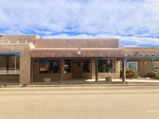 103 Paseo Del Pueblo Norte, Taos, NM 87571 (MLS #104659) :: Page Sullivan Group