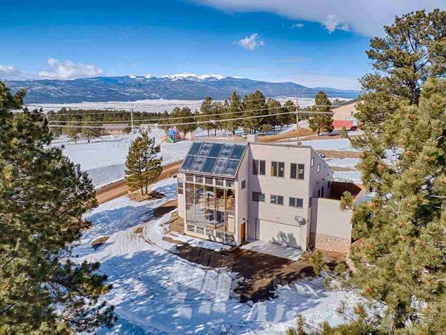 73 Valley Rd, Angel Fire, NM 87710 (MLS #104694) :: Page Sullivan Group