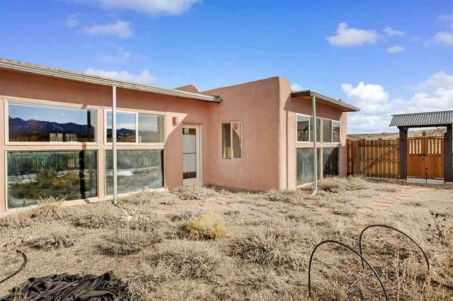 34 Adams Road, Ranchos de Taos, NM 87557 (MLS #104718) :: Page Sullivan Group | Coldwell Banker Mountain Properties