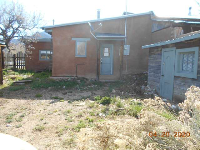 92 Rim Road, Arroyo Seco, NM 87514 (MLS #104847) :: The Chisum Realty Group
