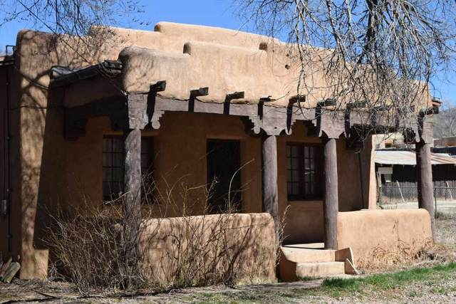 106 De Teves Ln And Kit Carson, Taos, NM 87571 (MLS #104889) :: Page Sullivan Group | Coldwell Banker Mountain Properties