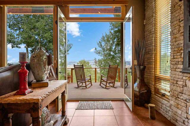 109 Zia Rd, Angel Fire, NM 87710 (MLS #104946) :: Page Sullivan Group