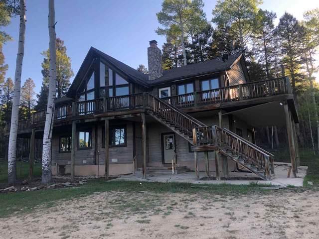 106 Via De Maria, Angel Fire, NM 87710 (MLS #105017) :: Angel Fire Real Estate & Land Co.