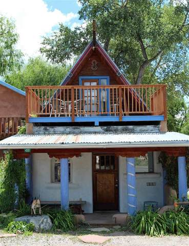 481 Sr 150, Arroyo Seco, NM 87514 (MLS #105018) :: The Chisum Realty Group