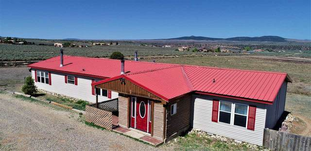 17 Calle Conejo, Arroyo Hondo, NM 87513 (MLS #105058) :: Page Sullivan Group