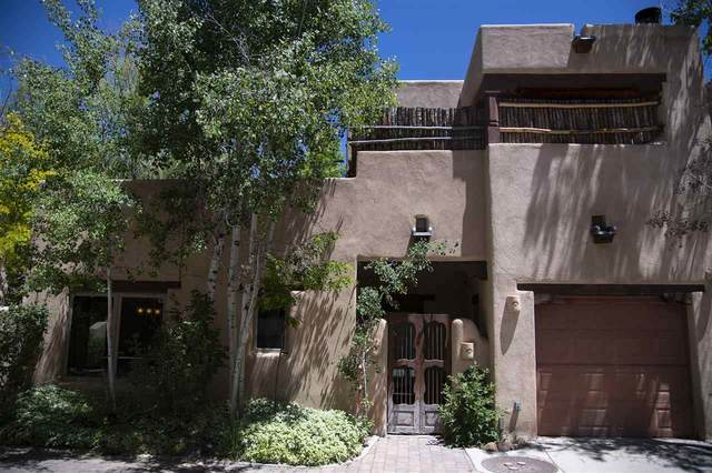 408 Kit Carson Road, Taos, NM 87571 (MLS #105074) :: The Chisum Realty Group