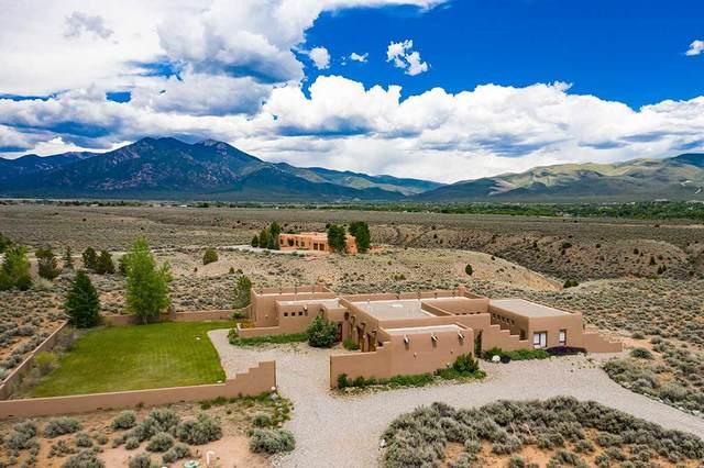 77 Villa Ventosa, Taos, NM 87571 (MLS #105187) :: The Chisum Realty Group