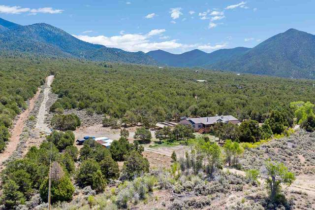 2697 Hwy 522, Questa, NM 87556 (MLS #105244) :: Page Sullivan Group