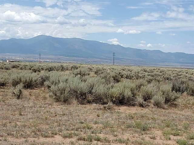 Toda Vista, El Prado, NM 87529 (MLS #105303) :: Angel Fire Real Estate & Land Co.