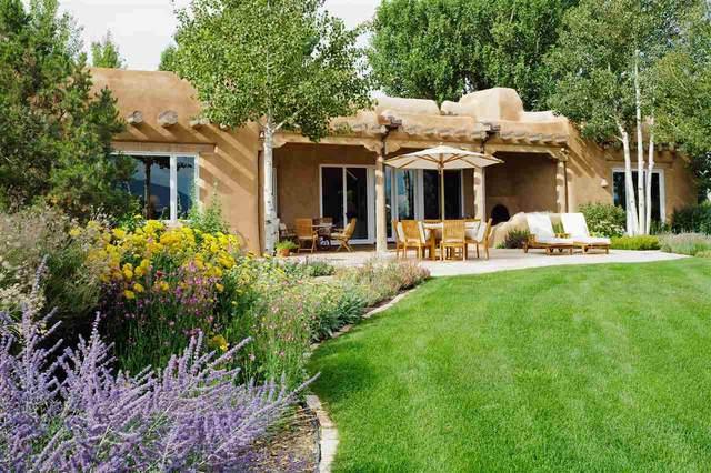 740 Cruz Alta Road, Taos, NM 87571 (MLS #105313) :: Coldwell Banker Mountain Properties