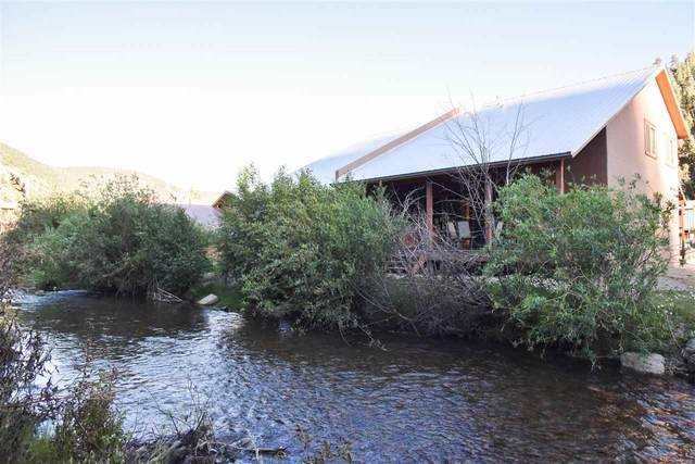 806 A Tenderfoot Trail, Red River, NM 87558 (MLS #105334) :: The Chisum Realty Group