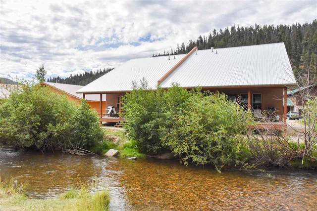 806 B Tenderfoot Trail, Red River, NM 87558 (MLS #105337) :: The Chisum Realty Group