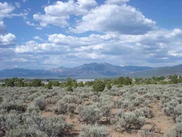 Adj Camino De Mondragon, Taos, NM 87571 (MLS #105357) :: Page Sullivan Group