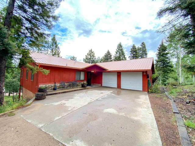 16 Cochiti Circle, Angel Fire, NM 87710 (MLS #105449) :: Page Sullivan Group