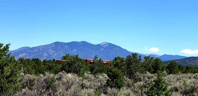 Tract 4 La Semilla, Taos, NM 87571 (MLS #105515) :: Angel Fire Real Estate & Land Co.
