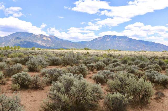 Lot 1 Cavalry Camp, El Prado, NM 87529 (MLS #105580) :: The Chisum Realty Group