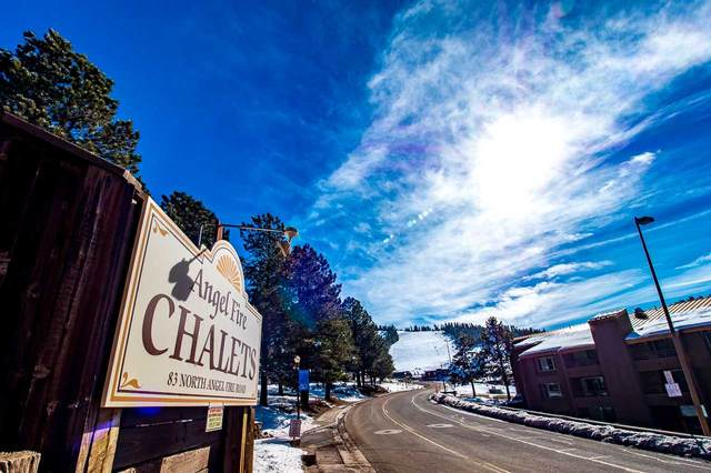 83 N Angel Fire Rd Angel Fire Chalets 19, Angel Fire, NM 87710 (MLS #105646) :: The Chisum Realty Group