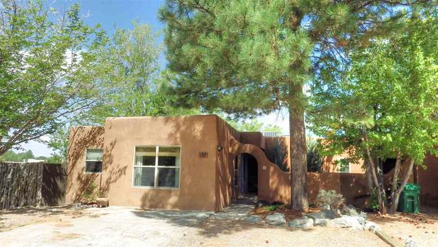 107 Toalne, Taos, NM 87571 (MLS #105740) :: The Chisum Realty Group