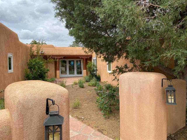1619 Weimer Rd, Taos, NM 87571 (MLS #105741) :: Chisum Realty Group
