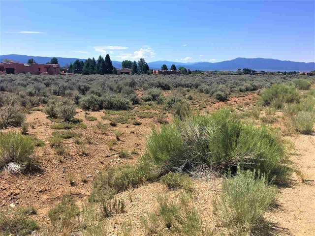 Lot 14 Chamisa Vista, Taos, NM 87571 (MLS #105760) :: The Chisum Realty Group