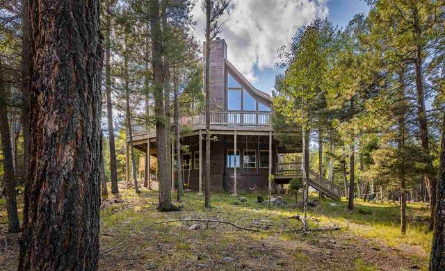 526 Via Del Rey, Angel Fire, NM 87710 (MLS #105768) :: The Chisum Realty Group