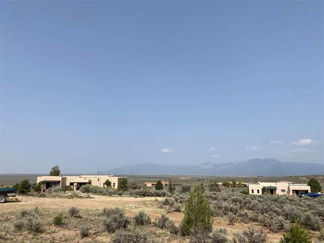 Tract 1 Lot 15 Rahill Road, Taos, NM 87557 (MLS #105799) :: Page Sullivan Group