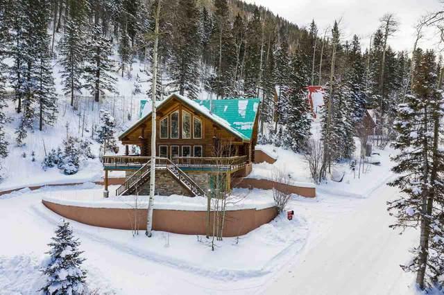 1 Cliff Hanger Loop, Taos Ski Valley, NM 87525 (MLS #105818) :: Chisum Realty Group