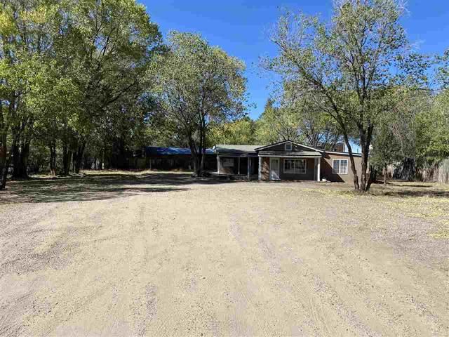 1604 Paseo Del Pueblo Sur, Ranchos de Taos, NM 87557 (MLS #105850) :: Page Sullivan Group