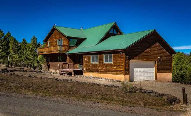 26 Preston Trail, Angel Fire, NM 87710 (MLS #105951) :: Angel Fire Real Estate & Land Co.