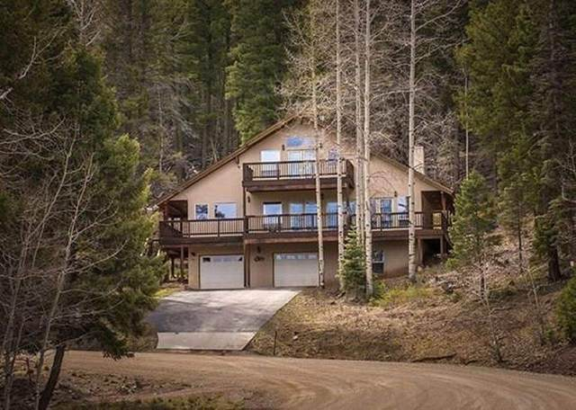 38 Back Basin Road, Angel Fire, NM 87710 (MLS #105955) :: The Chisum Realty Group