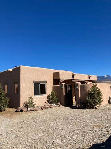 1375 Abby Road, Taos, NM 87571 (MLS #105989) :: Page Sullivan Group