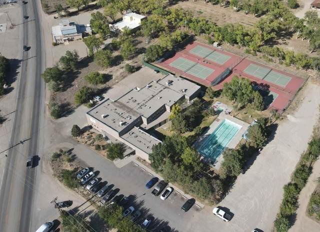 1307 Paseo Del Pueblo Norte, El Prado, NM 87529 (MLS #106067) :: Chisum Realty Group