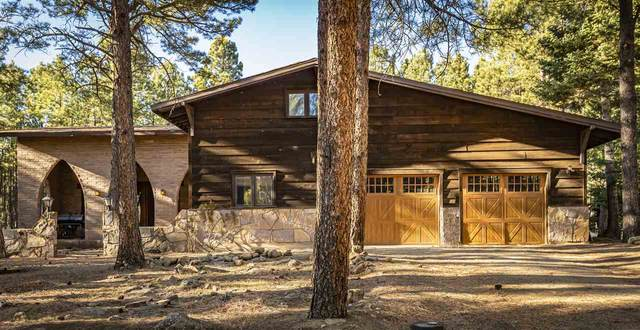 35 Knollwood Way, Angel Fire, NM 87710 (MLS #106087) :: Coldwell Banker Mountain Properties
