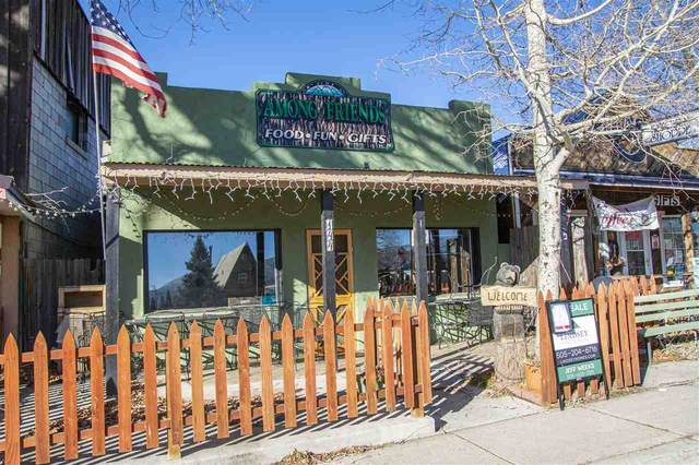 144 E Therma St, Eagle Nest, NM 87718 (MLS #106141) :: Chisum Realty Group