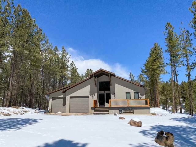24 Spyglass Hill Road, Angel Fire, NM 87710 (MLS #106253) :: Page Sullivan Group