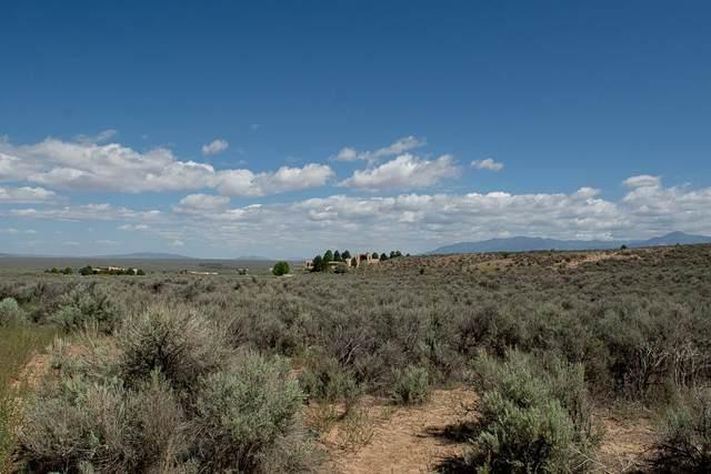 lot 2B W Cr 110, Rancho de Taos, NM 87557 (MLS #106333) :: Chisum Realty Group
