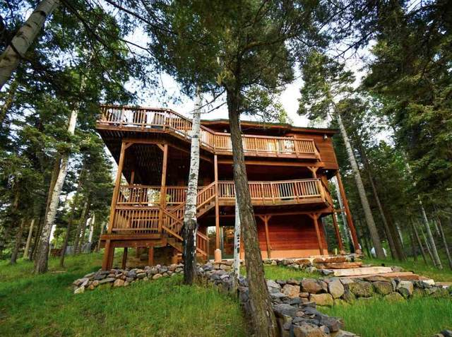 60 Taos Drive, Angel Fire, NM 87710 (MLS #106358) :: Angel Fire Real Estate & Land Co.
