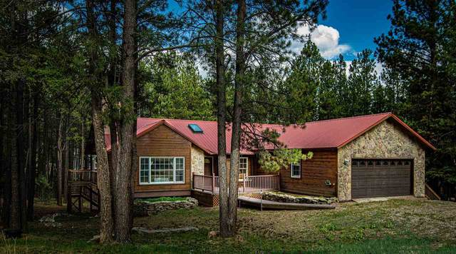 54 Via Del Rey, Angel Fire, NM 87710 (MLS #106398) :: Angel Fire Real Estate & Land Co.