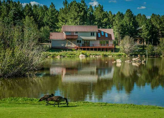 13 Woodlands Drive, Angel Fire, NM 87710 (MLS #106441) :: Angel Fire Real Estate & Land Co.
