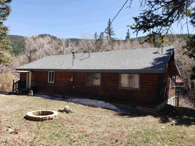 26451 E Hwy 64, Taos Canyon, NM 87571 (MLS #106474) :: Chisum Realty Group