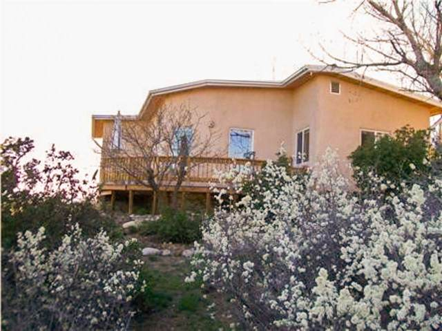 69A Old State Road 3 North, Arroyo Hondo, NM 87513 (MLS #106505) :: Page Sullivan Group