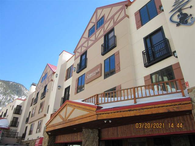 110 Sutton Place, Taos Ski Valley, NM 87525 (MLS #106560) :: Berkshire Hathaway Home Services