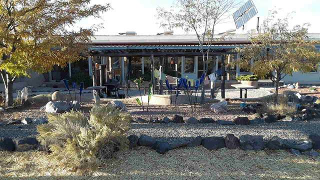 289 W Rim Road, Taos, NM 87571 (MLS #106676) :: Chisum Realty Group