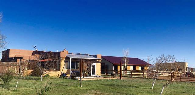 168 172 West Romero Rd, Ranchos de Taos, NM 87557 (MLS #106833) :: Page Sullivan Group